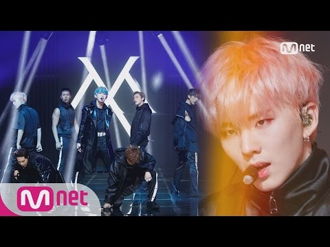 [MONSTA X – Fighter] Comeback Stage | M COUNTDOWN 161006 EP.495