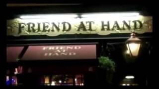 Martha Grimes at Friend at Hand Pub, London