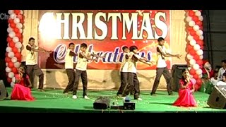 anaganaga oka vurundI || Latest New Telugu Christian Songs 2015 || New christmas dance song
