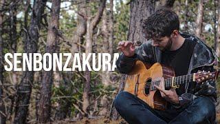 Download lagu Senbonzakura (千本桜) Played on Acoustic Guitar