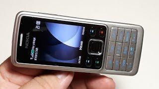 Капсула времени Nokia 6300 . Retro Telefon aus Deutschland. Retro phone из коллекции Ретро телефон
