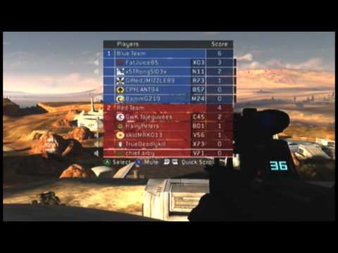 Halo 3 Live Series-fat peolple,queers and betrayals-Funny Games2
