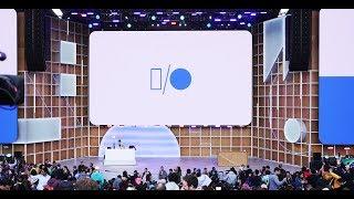 Google IO 2019 intro with Sundar Pichai