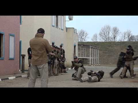 Private Military Contractor Course - European Security Academy