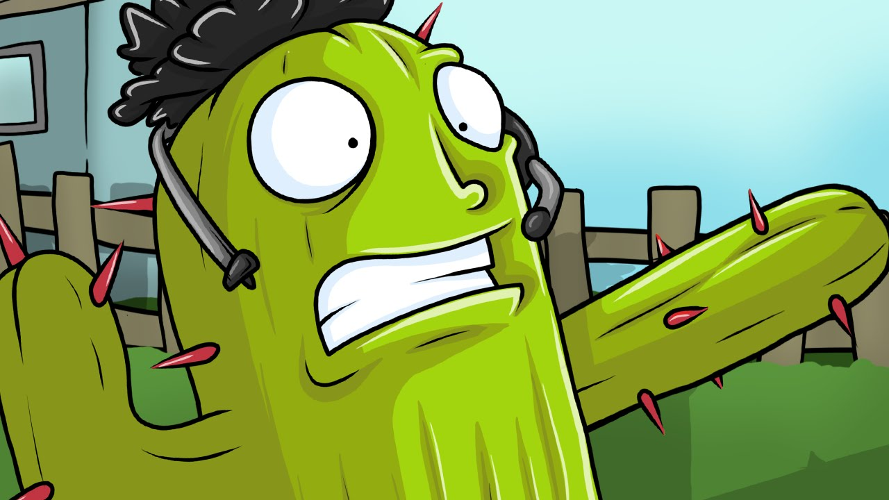 Daithi De Nogla Vs Moo Snuckel Plants Vs Zombies Garden Warfare 2 Youtube