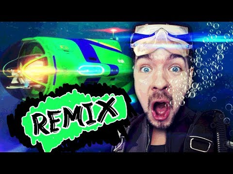 The Deep Down Dark Deep - Jacksepticeye REMIX