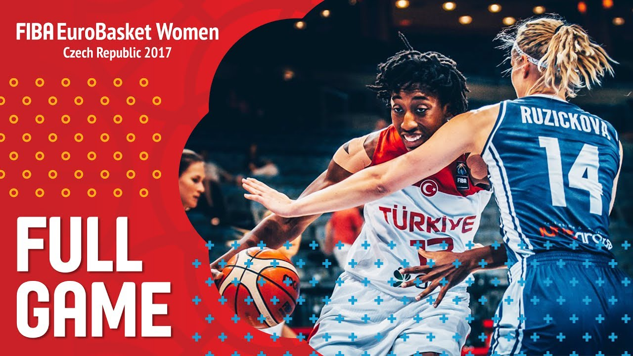 Turkey v Slovak Republic - Full Game - Classification 5-8