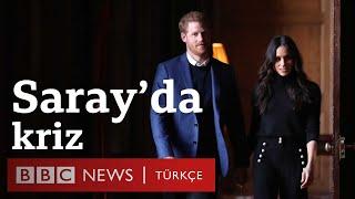 Meghan Markle ve Prens Harry: İngiltere Kraliyet ailesindeki krize çözüm bulunacak mı?
