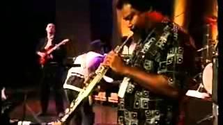 "Drew Zingg w/ Marcus Miller - ""Tutu"" (live)"