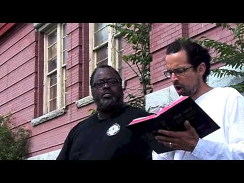 BOCC Street Teaching - Repentance, then dialogue on Politics and Science