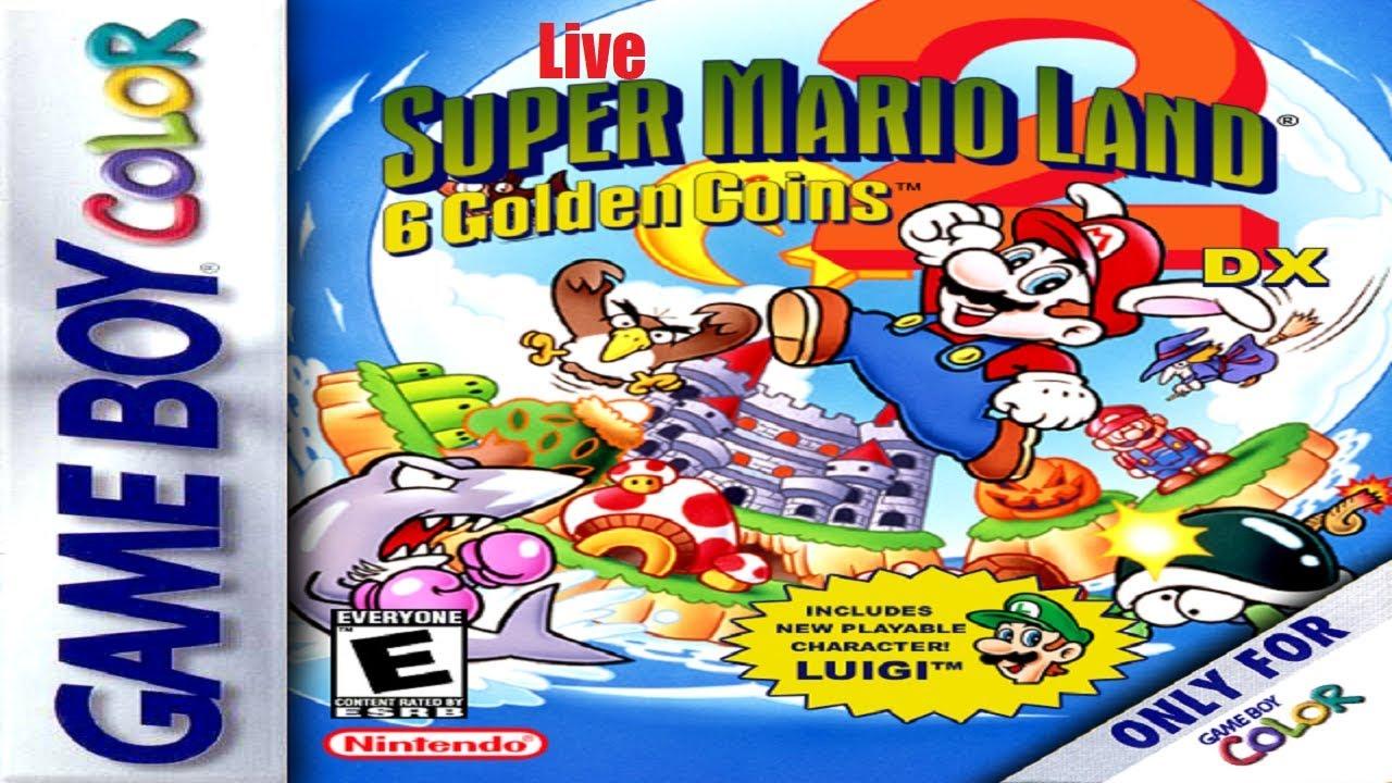 super mario land 2 6 golden coins commercial