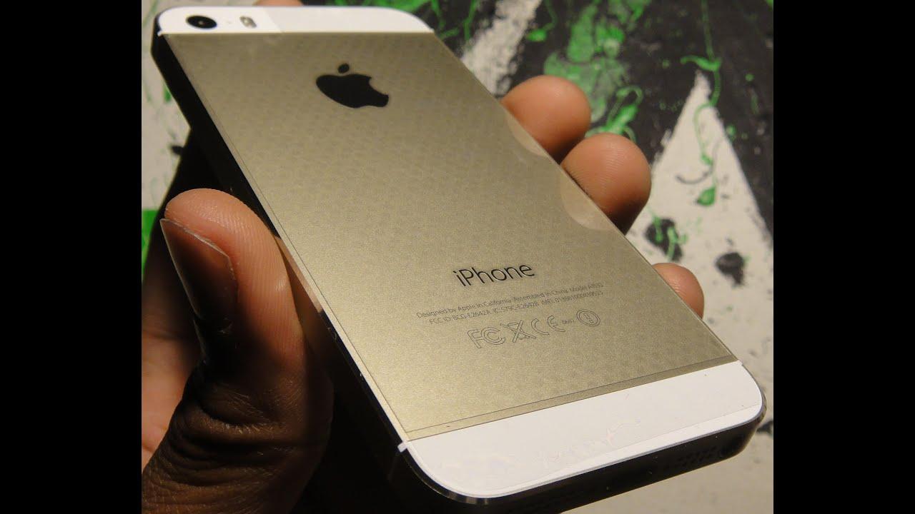 Iphone 5s 64gb gold deals