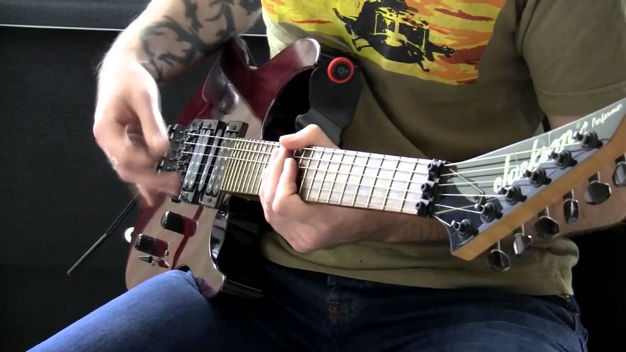 how to train guitar speed