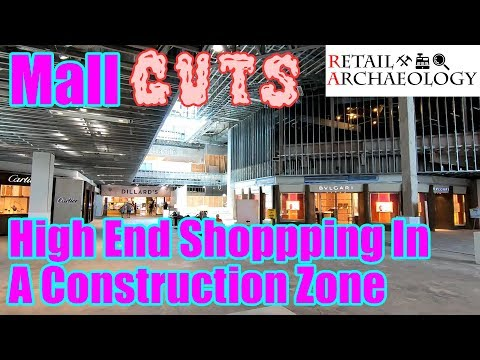Scottsdale Fashion Square Mall: High End Shopping In A Construction Zone | Retail Archaeology