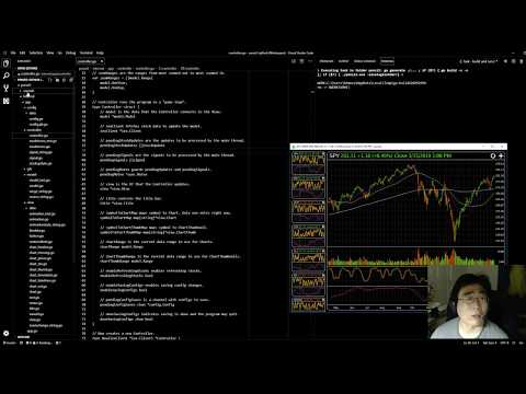 ponzi2: Stock Charts in Go