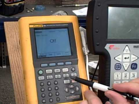 rtd transmitter calibration using fluke 744 rtd transmitter calibration using fluke 744
