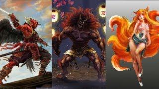 3 Most Dreaded Yokai In Japan: Oni, Kitsune & Tengu Fully Explained   Japanese Mythology Explained