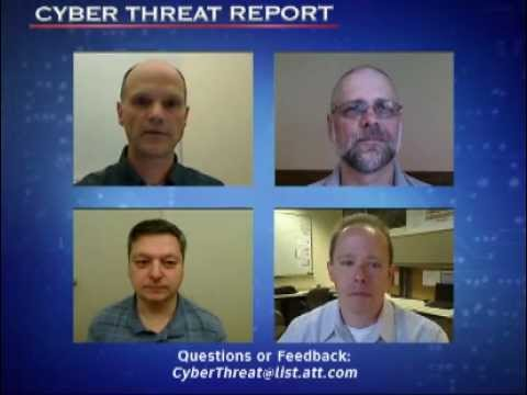 AT&T Cyber Threat Report for 10-6-2011