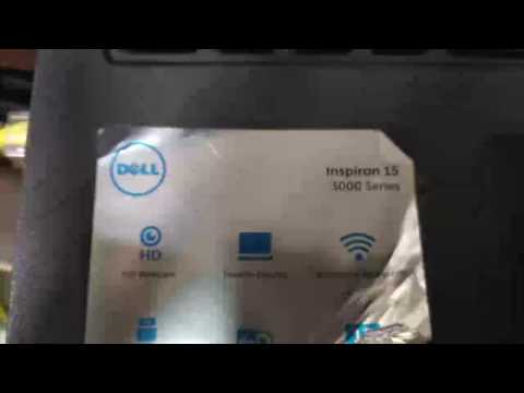 Dell Inspiron 15 3000(3542) Series Laptop WIFI Driver Installation For Windows