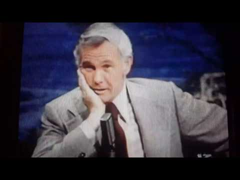 Ralph Nader on The Tonight Show with Johnny Carson 1976 Part 1 of 2