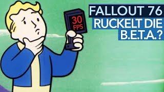 Löst die Fallout-76-Beta das größte Problem des Anspiel-Events? (Gameplay)