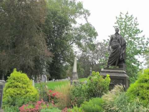 Tourist In Your Own Town #2: Green-Wood Cemetery