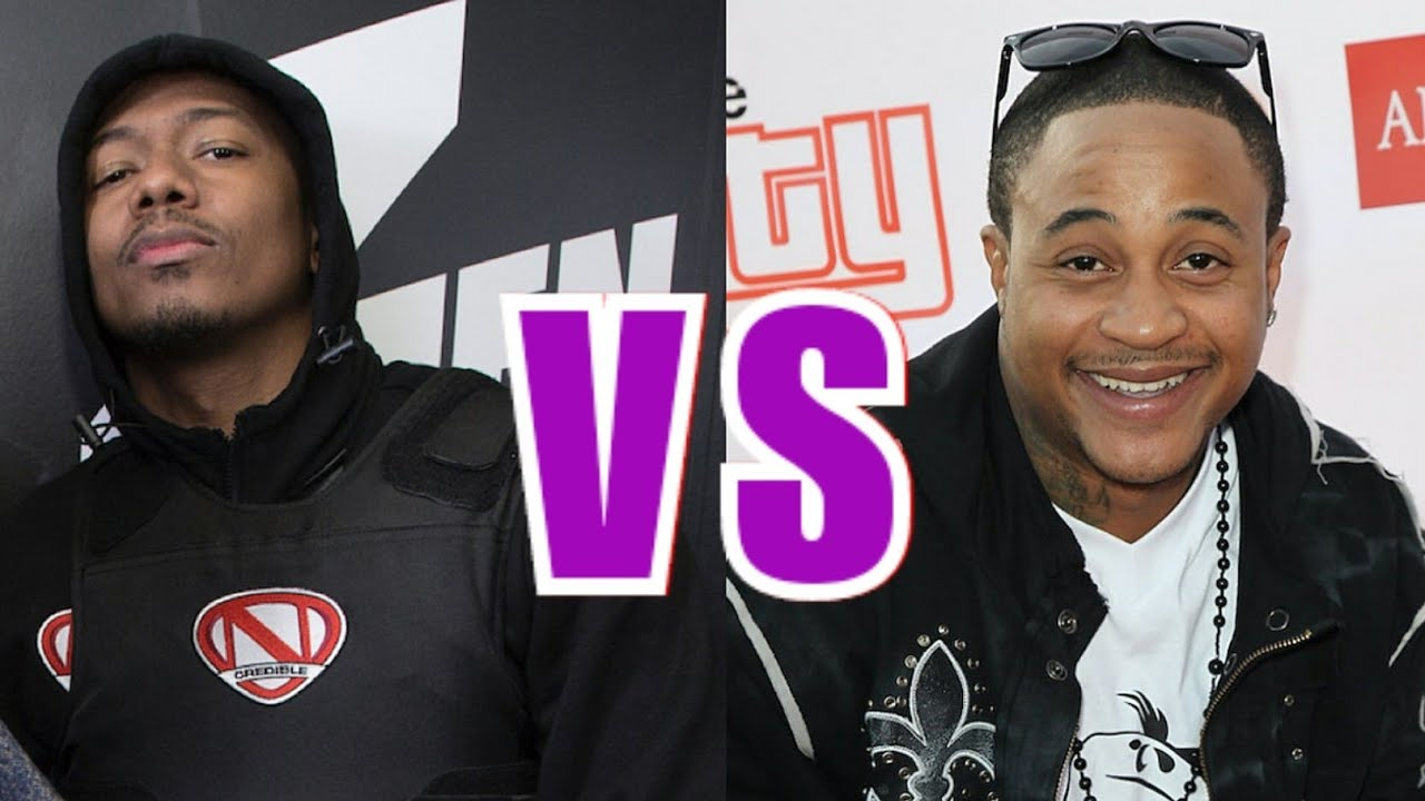 Nick Cannon V Orlando Brown: Dawn of Clout