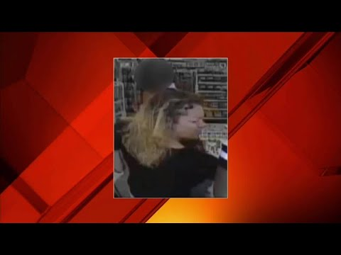 Surveillance Video Captures Woman Wanted For Questioning In Suspicious Dollar Tree Fire