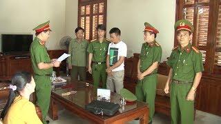 """Tin Tức 24h Mới Nhất  :Bắt hai đối tượng liên quan vụ xăng """"bẩn"""" ở Nghệ An"""