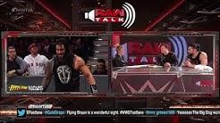 WWE RAW TALK After FASTLANE  Full Show