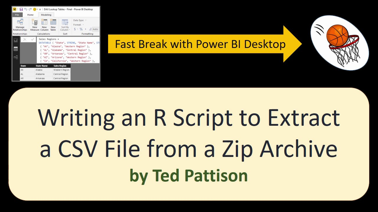 Fast Break 05: Writing an R Script to Extract a CS