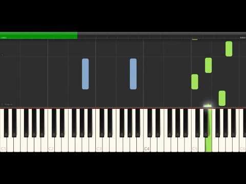 Still Dr Dre - Moonlight Sonata Mashup + SHEET [Synthesia]