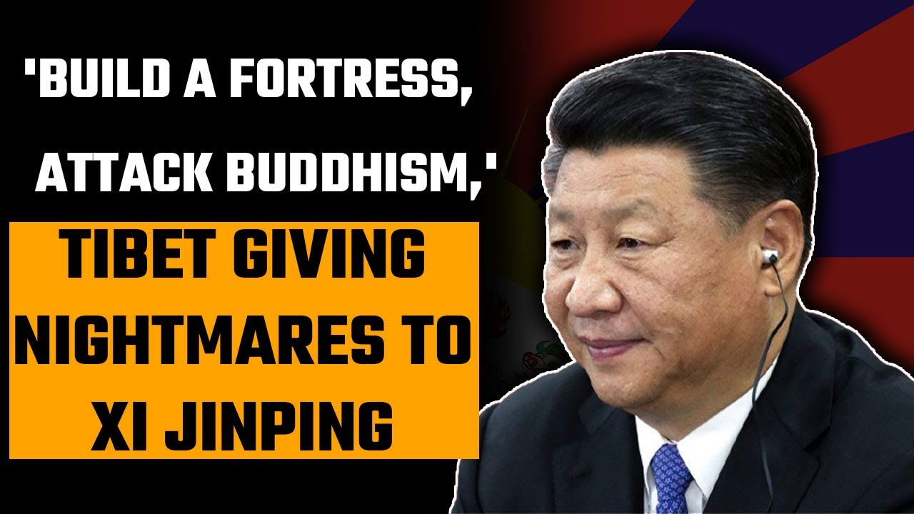 China is afraid of losing Tibet as India, US, Taiwan stand with the Dalai Lama