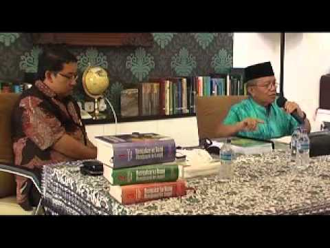 Fadli Zon Library : Dialog dan Silaturahmi Sastra dengan Taufik Ismail