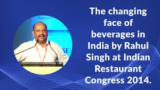 The changing face of beverages in India