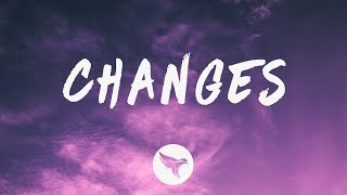blackbear - CHANGES (Lyrics)