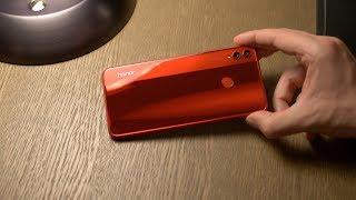 Huawei Honor 8X unboxing