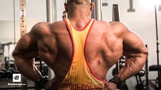 Big Back Attack Workout | IFBB Pro