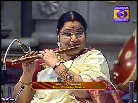 Sikkil Mala Chandrasekhar 01 gOpAlaka pAhimAM