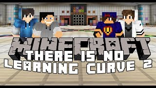 Minecraft: There Is No Learning Curve 2 [1/x] w/ Undecided Tomek Piotrek