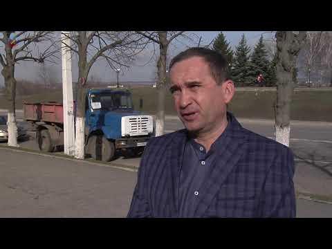 lgikvideo: дорожники приступили к текущему ремонту