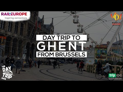 Day Trip To Ghent, Belgium | Travel Vlog | World Culture Network