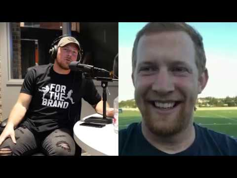 The Pat McAfee Show Simulcast Ep. 92- Pat and Johnny Hekker Discuss NFL In LA and More 11-9-17