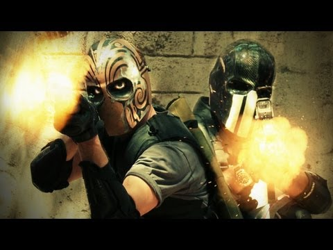 Army of Two - Cartel Takedown