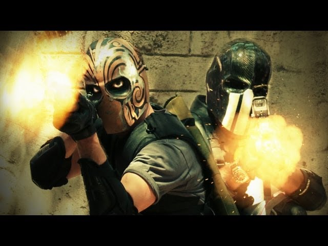 Army of Two - Cartel Takedown Travel Video