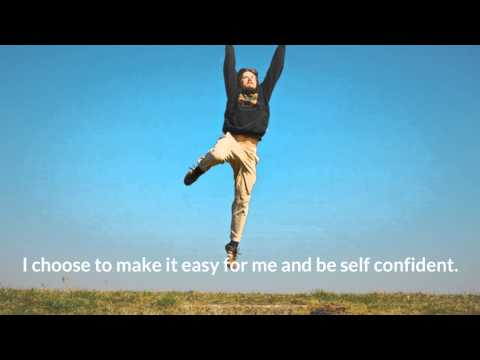 Self Confidence Affirmations - The Power Of No
