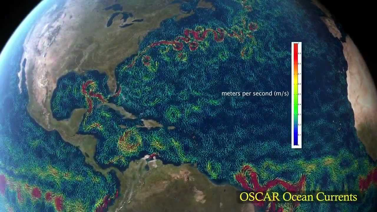 HD Decor Images » NASA   The Ocean  A Driving Force for Weather and Climate   YouTube