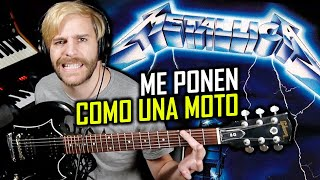 "Deconstruyendo ""For Whom The Bell Tolls"" (Metallica) 