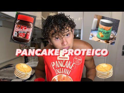 come-fare-un-pancake-proteico-🥞-#lukasincucina