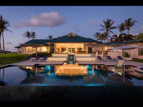 LUXURY HOMES|| Hawaii Luxury Beachfront Real Estate